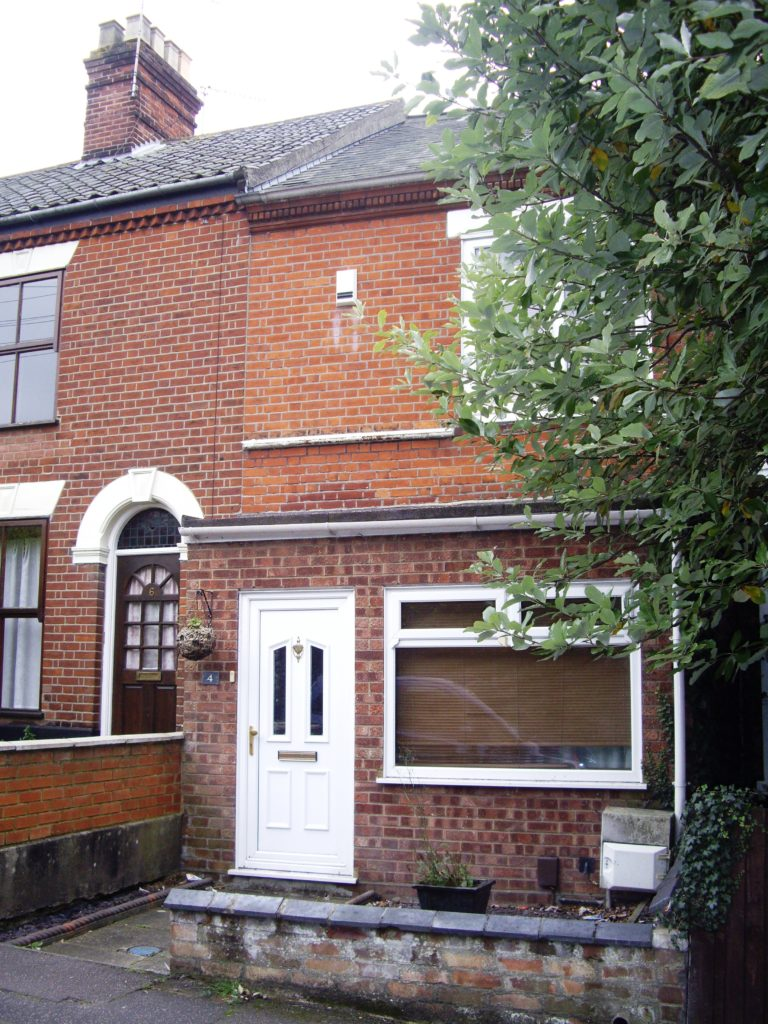 Let this property in Norwich located on Marlborough Road