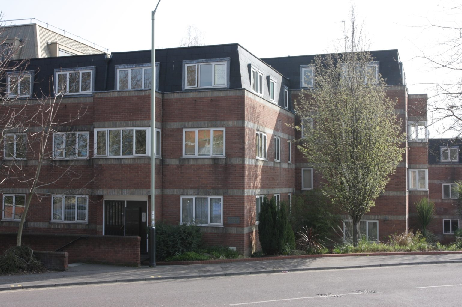 Aparment or let in the norwich area, Raleigh Court