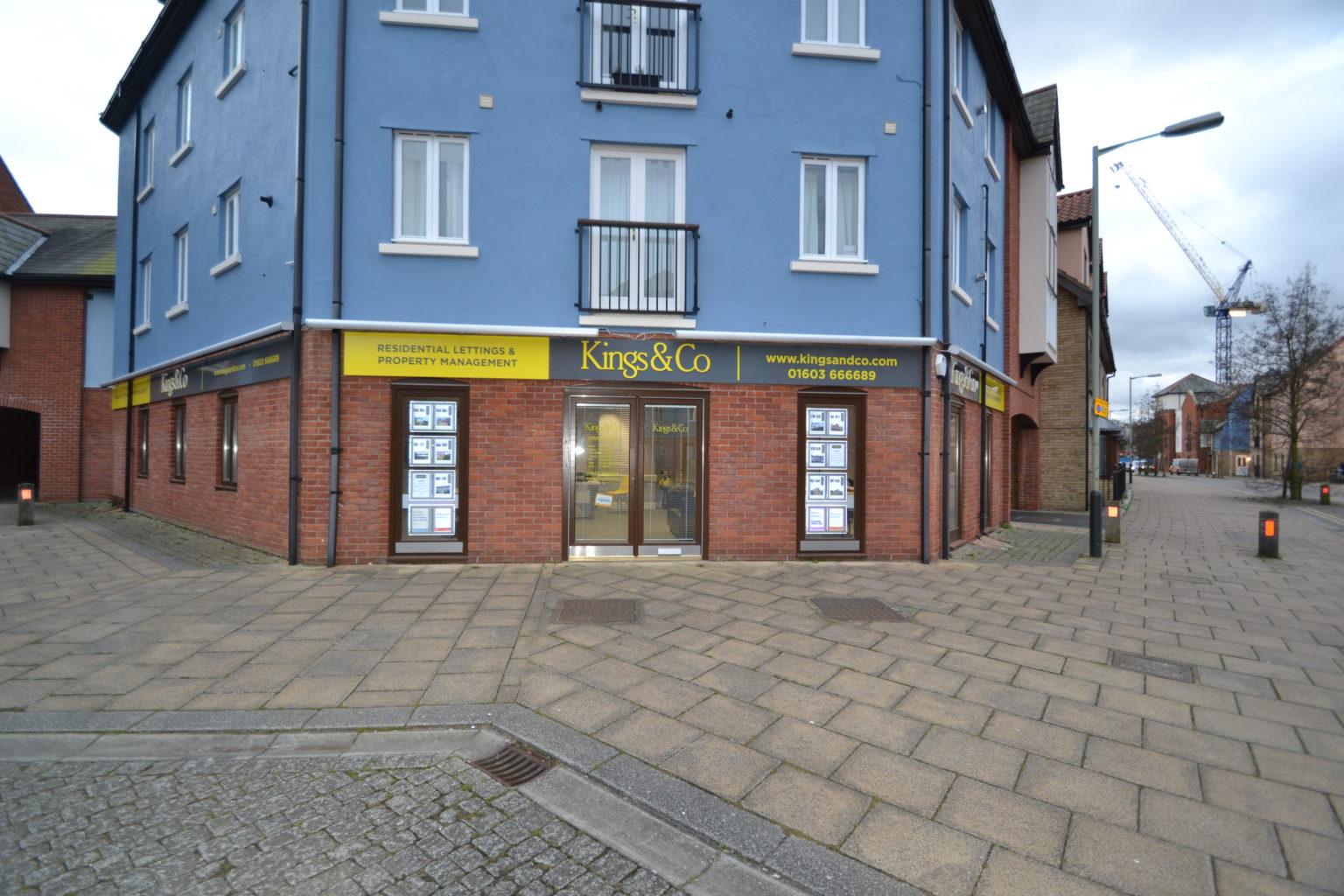 Letting agency in Norwich