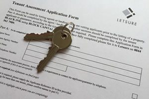 tenant application form
