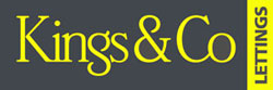 Kings & Co Lettings Logo