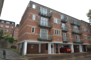 City centre flat for let